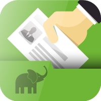 Evernote 名刺管理 アプリ Business Card Clip