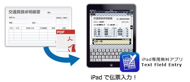 ipad pro excel pdf 変換